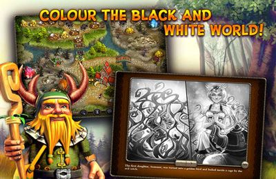 Download Northern Tale iPhone free game.