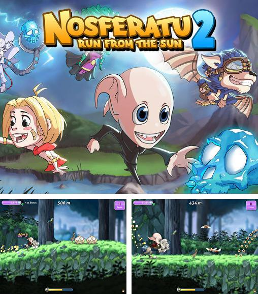 In addition to the game Vietnam '65 for iPhone, iPad or iPod, you can also download Nosferatu 2: Run from the sun for free.