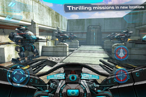 Free N.O.V.A. 2 - Near Orbit Vanguard Alliance download for iPhone, iPad and iPod.