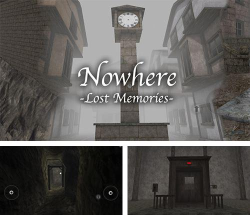 除了 iPhone、iPad 或 iPod 游戏,您还可以免费下载Nowhere: Lost memories, 。