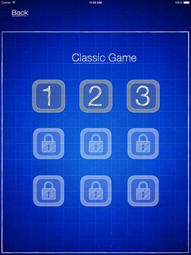 Download Numbers puzzle iPhone free game.