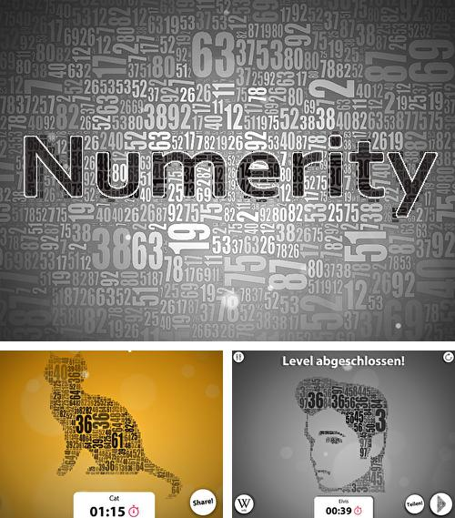 In addition to the game Z.I.D 2 : ZOMBIES IN DARK 2 for iPhone, iPad or iPod, you can also download Numerity for free.