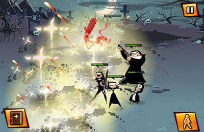 Free Nun Attack download for iPhone, iPad and iPod.