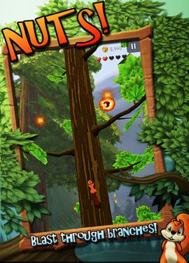 Download Nuts! iPhone free game.