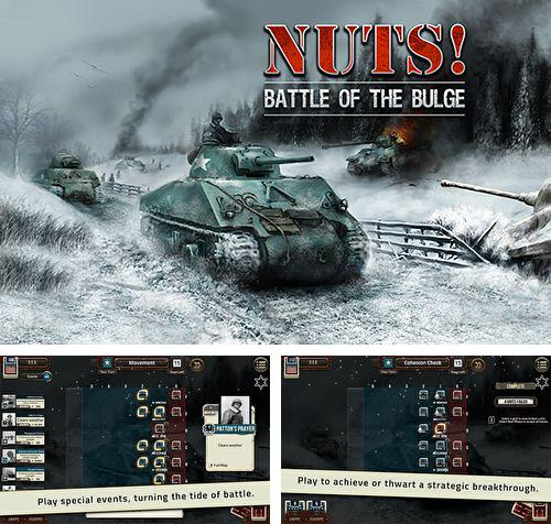 In addition to the game Swamp jump adventure for iPhone, iPad or iPod, you can also download Nuts! The battle of the bulge for free.