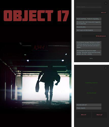 In addition to the game NFL Pro 2014: The Ultimate Football Simulation for iPhone, iPad or iPod, you can also download Object 17 for free.