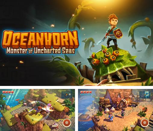 In addition to the game Toca: Kitchen monsters for iPhone, iPad or iPod, you can also download Oceanhorn for free.