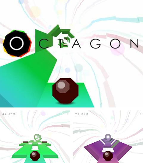 In addition to the game Rugby Nations 2011 for iPhone, iPad or iPod, you can also download Octagon for free.