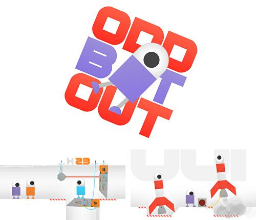 In addition to the game Men vs Machines for iPhone, iPad or iPod, you can also download Odd bot out for free.