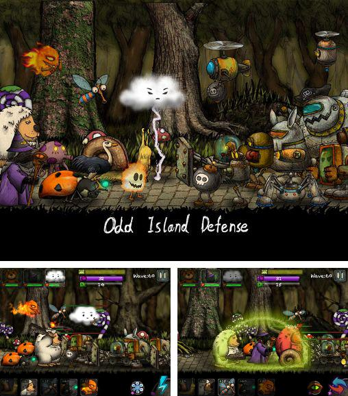 In addition to the game Siegecraft TD for iPhone, iPad or iPod, you can also download Odd island: Defense for free.