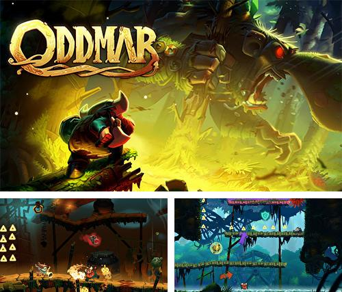 In addition to the game Evolution: Battle for Utopia for iPhone, iPad or iPod, you can also download Oddmar for free.
