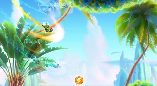 Free Oddwings escape download for iPhone, iPad and iPod.