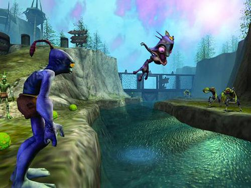 Free Oddworld: Munch's oddysee download for iPhone, iPad and iPod.