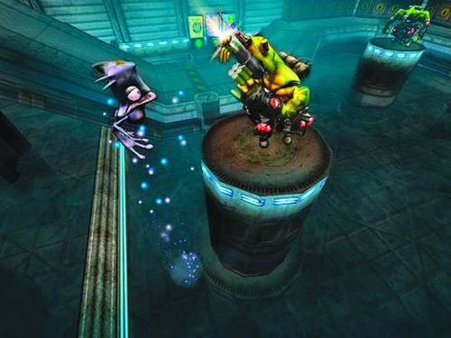 Screenshots of the Oddworld: Munch's oddysee game for iPhone, iPad or iPod.