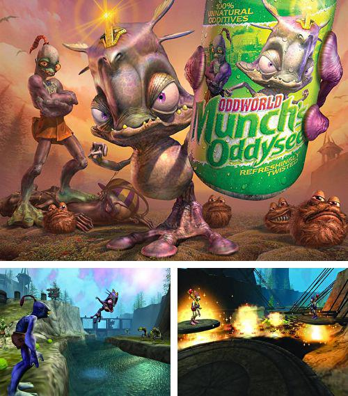 In addition to the game Severed for iPhone, iPad or iPod, you can also download Oddworld: Munch's oddysee for free.