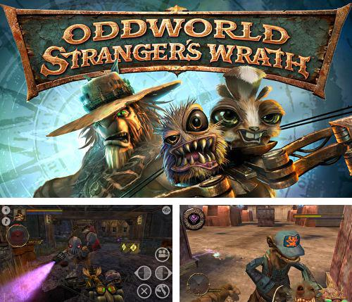 In addition to the game Tank Wars 2 for iPhone, iPad or iPod, you can also download Oddworld: Stranger's wrath for free.