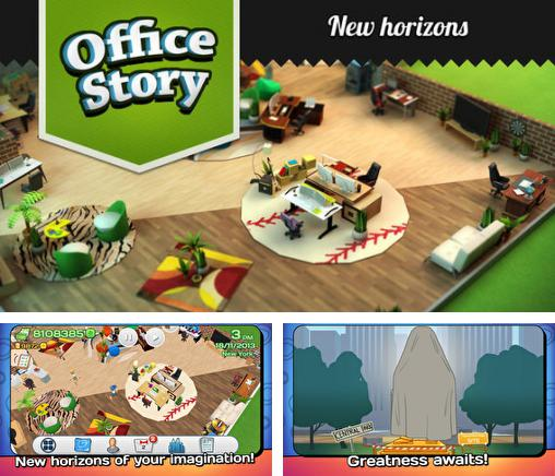 In addition to the game Desperate housewives: The game for iPhone, iPad or iPod, you can also download Office Story for free.
