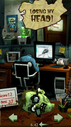 Baixe Office zombie gratuitamente para iPhone, iPad e iPod.