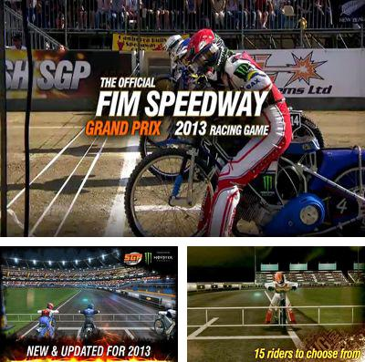Download Official Speedway GP 2013 iPhone free game.