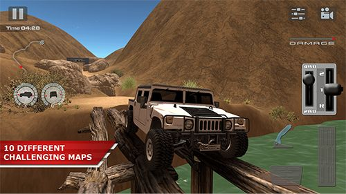 Descarga gratuita de Offroad drive desert para iPhone, iPad y iPod.