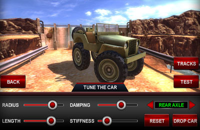 Download Offroad Legends iPhone free game.