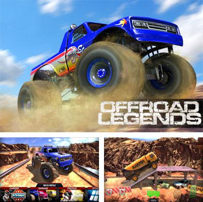 In addition to the game xMonsters for iPhone, iPad or iPod, you can also download Offroad Legends for free.