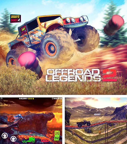 In addition to the game Pan: Escape to Neverland for iPhone, iPad or iPod, you can also download Offroad legends 2 for free.