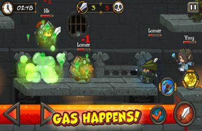 Descarga gratuita de Oh My Heroes! para iPhone, iPad y iPod.