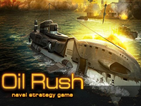 Oil Rush: 3D Naval Strategy