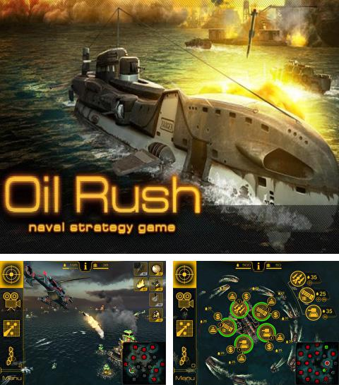 In addition to the game Vector lab for iPhone, iPad or iPod, you can also download Oil Rush: 3D Naval Strategy for free.
