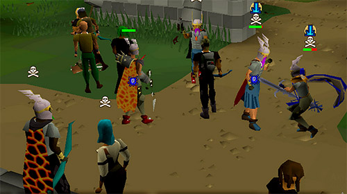 Baixe Old school: Runescape gratuitamente para iPhone, iPad e iPod.