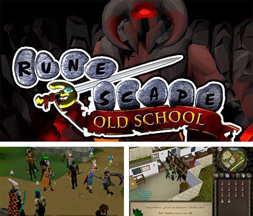 In addition to the game Aces of the Luftwaffe for iPhone, iPad or iPod, you can also download Old school: Runescape for free.