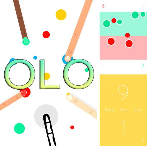 In addition to the game Attack the light: Steven universe for iPhone, iPad or iPod, you can also download OLO for free.