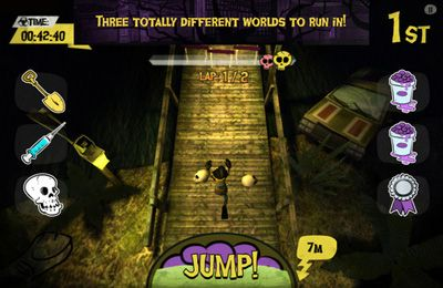 Скачать Olympic Zombies Run на iPhone бесплатно