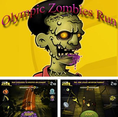 In addition to the game Star Walk – 5 Stars Astronomy Guide for iPhone, iPad or iPod, you can also download Olympic Zombies Run for free.