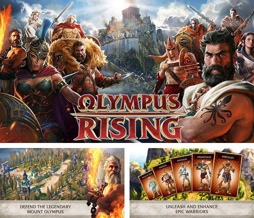 In addition to the game Stickman: Ice hockey for iPhone, iPad or iPod, you can also download Olympus rising for free.