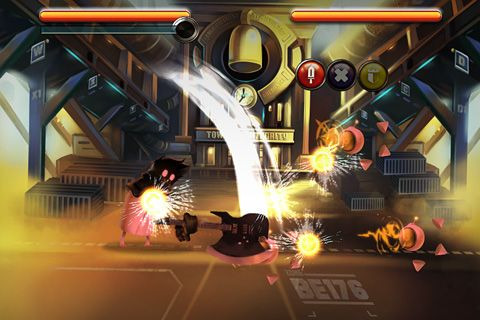 Capturas de pantalla del juego Omega: The first movement para iPhone, iPad o iPod.