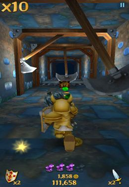 Игра One Epic Knight для iPhone