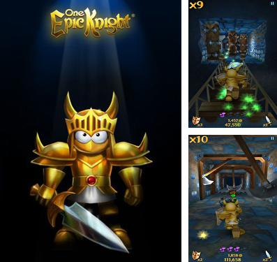 In addition to the game Mental Hospital 2 for iPhone, iPad or iPod, you can also download One Epic Knight for free.