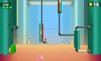 Download One Up Lemonade Rush! iPhone free game.