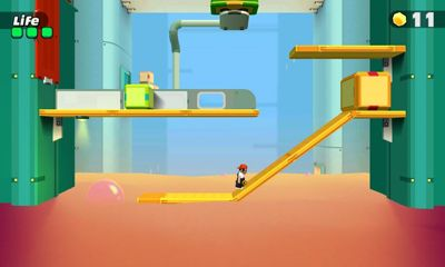 Игра One Up Lemonade Rush! для iPhone