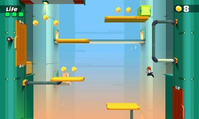Screenshots of the One Up Lemonade Rush! game for iPhone, iPad or iPod.
