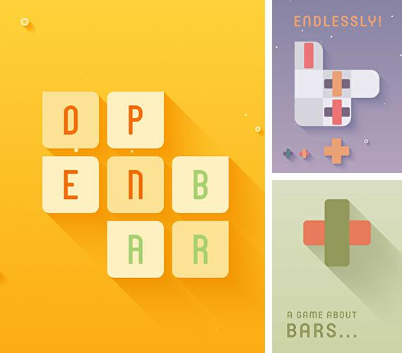 In addition to the game Jelly jumpers for iPhone, iPad or iPod, you can also download Open bar! for free.