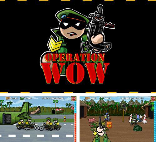 Kostenloses iPhone-Game Operation WOW See herunterladen.