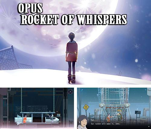 Скачать Opus: Rocket of whispers на iPhone бесплатно