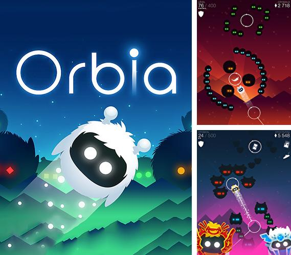 In addition to the game Zombiewood for iPhone, iPad or iPod, you can also download Orbia for free.