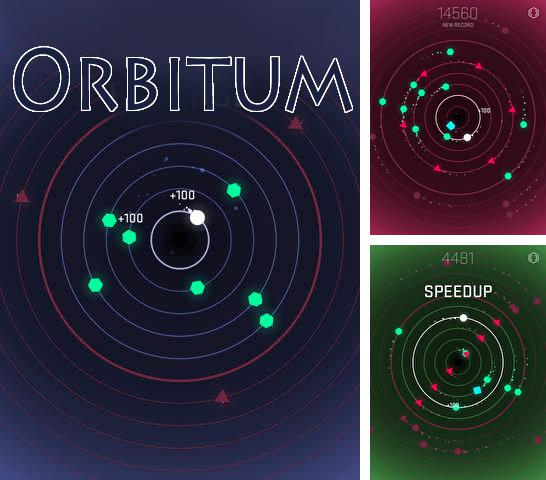 In addition to the game Hyper race for iPhone, iPad or iPod, you can also download Orbitum for free.