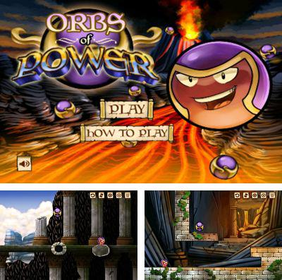 In addition to the game A dark room for iPhone, iPad or iPod, you can also download Orbs of Power for free.