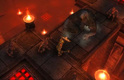 Capturas de pantalla del juego ORC: Vengeance para iPhone, iPad o iPod.