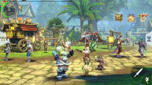 Descarga gratuita de Order and chaos 2: Redemption para iPhone, iPad y iPod.